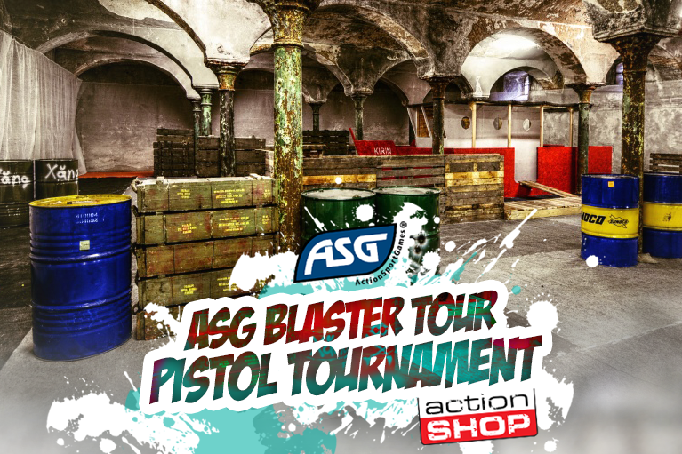 ASG pistol tournament