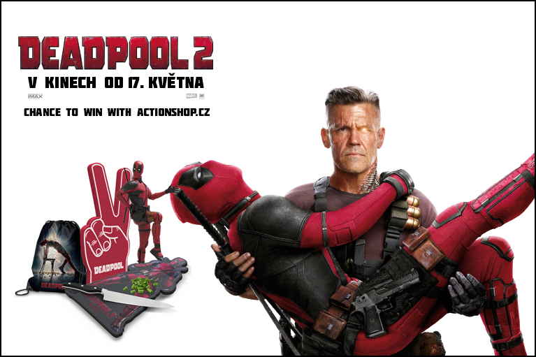 Competition with the movie Deadpool 2