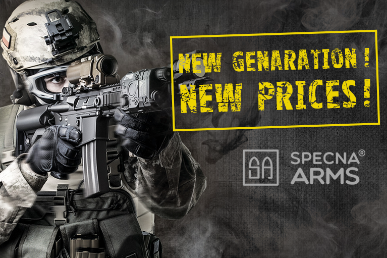 Spena Arms sales