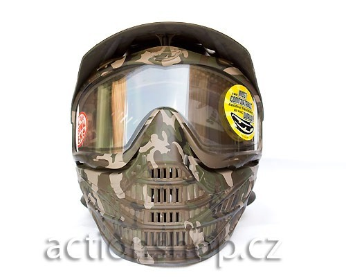 Spectra Flex 8 Head Guard Thermal Camo