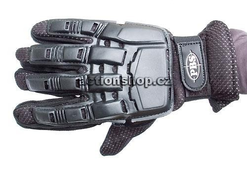 Paintball Full Finger Gloves Black