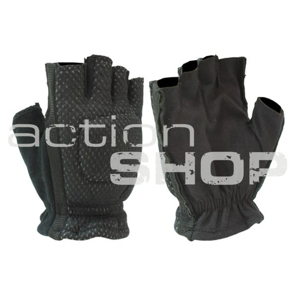 PBS Half Finger Padded Gloves