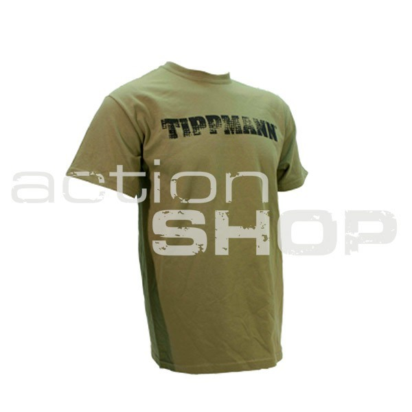 Tippmann Roughed Out T-Shirt Tan