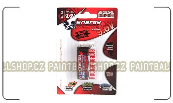 Xtreme Power 9,6V 270mAh Rechargeable Battery