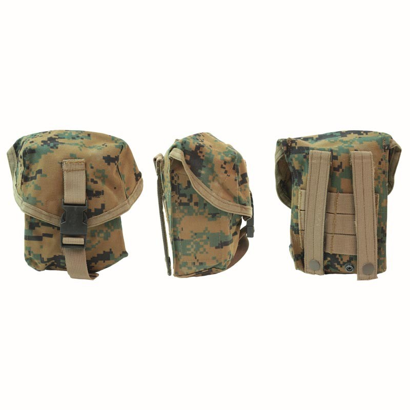 Molle Universal Pouch digital camo