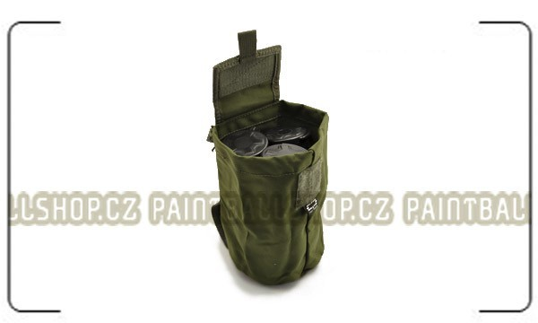 PBS Mag Drop Pouch (Dark Green)