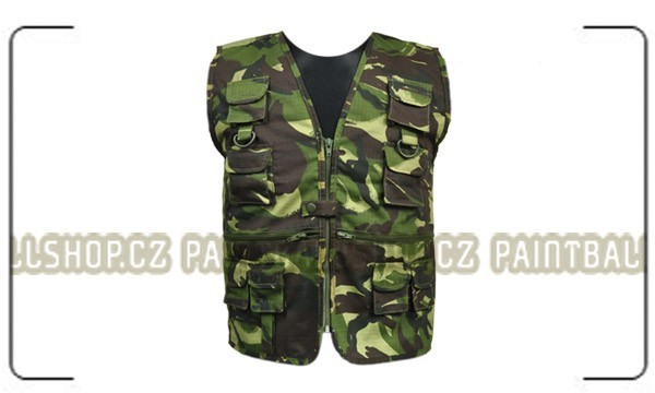 PBS Kids Vest DPM XL