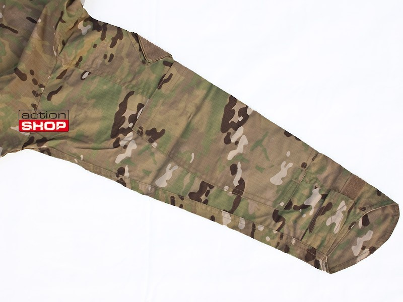 PBS Combat Jacket (Multi Camo)
