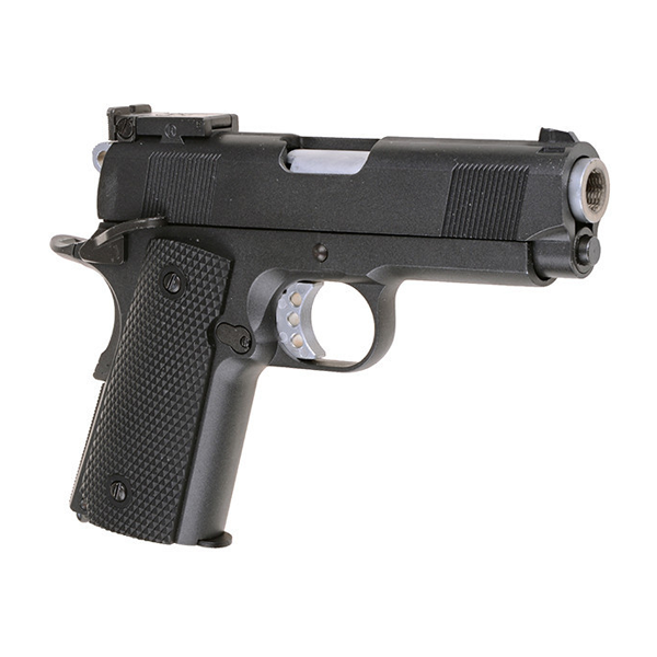 "Well M1911 3,8"" Hicapa GBB, CO2"