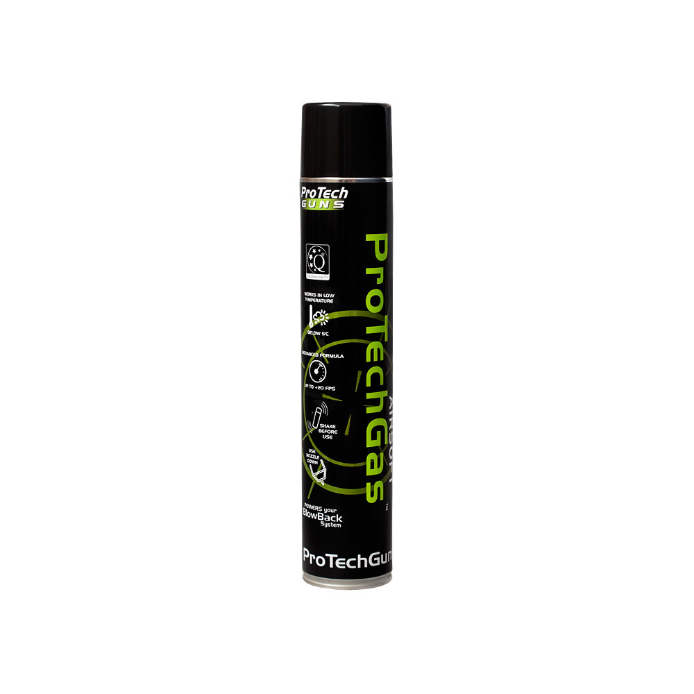 Plyn Pro Tech Green Gas 1000 ml