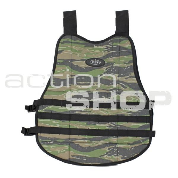 PBS Molle Chest Protector (Tiger Stripe)