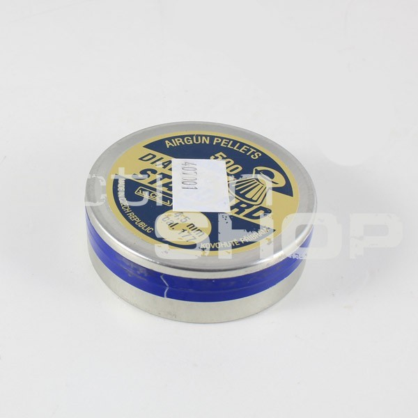 Diabolo STANDARD 500ks 4,5mm