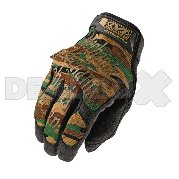 Mechanix Rukavice The Original Woodland