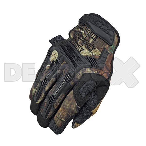 Mechanix Rukavice M-pact Mossy Oak