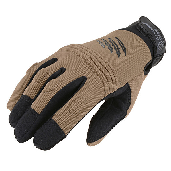 Rukavice Taktické Armored Claw CovertPro, tan