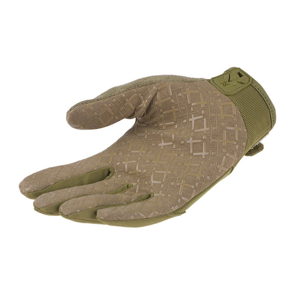 EXO Tactical Operator Grip gloves - olive drab