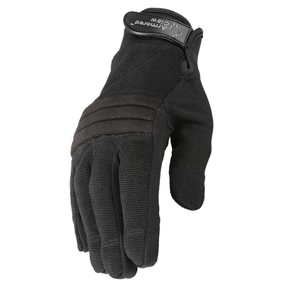 Armored Claw Direct Safe™ Puncture-Resistant Gloves - Black