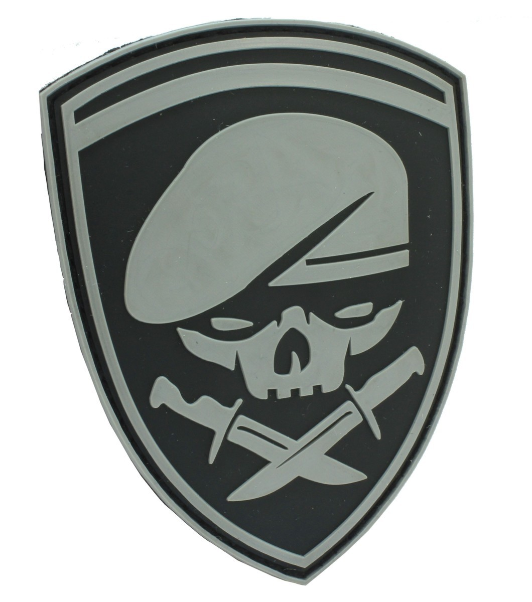 Patch MOH Ranger (Gray)