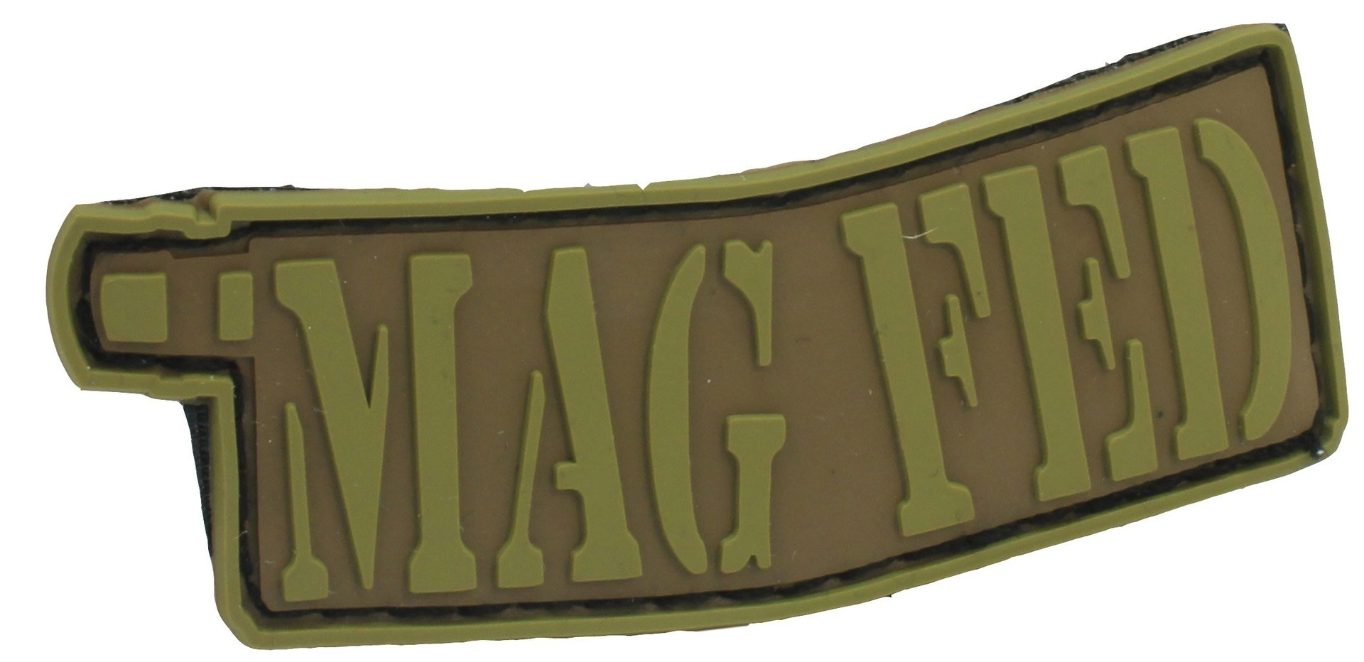 Patch MagFed (Tan)
