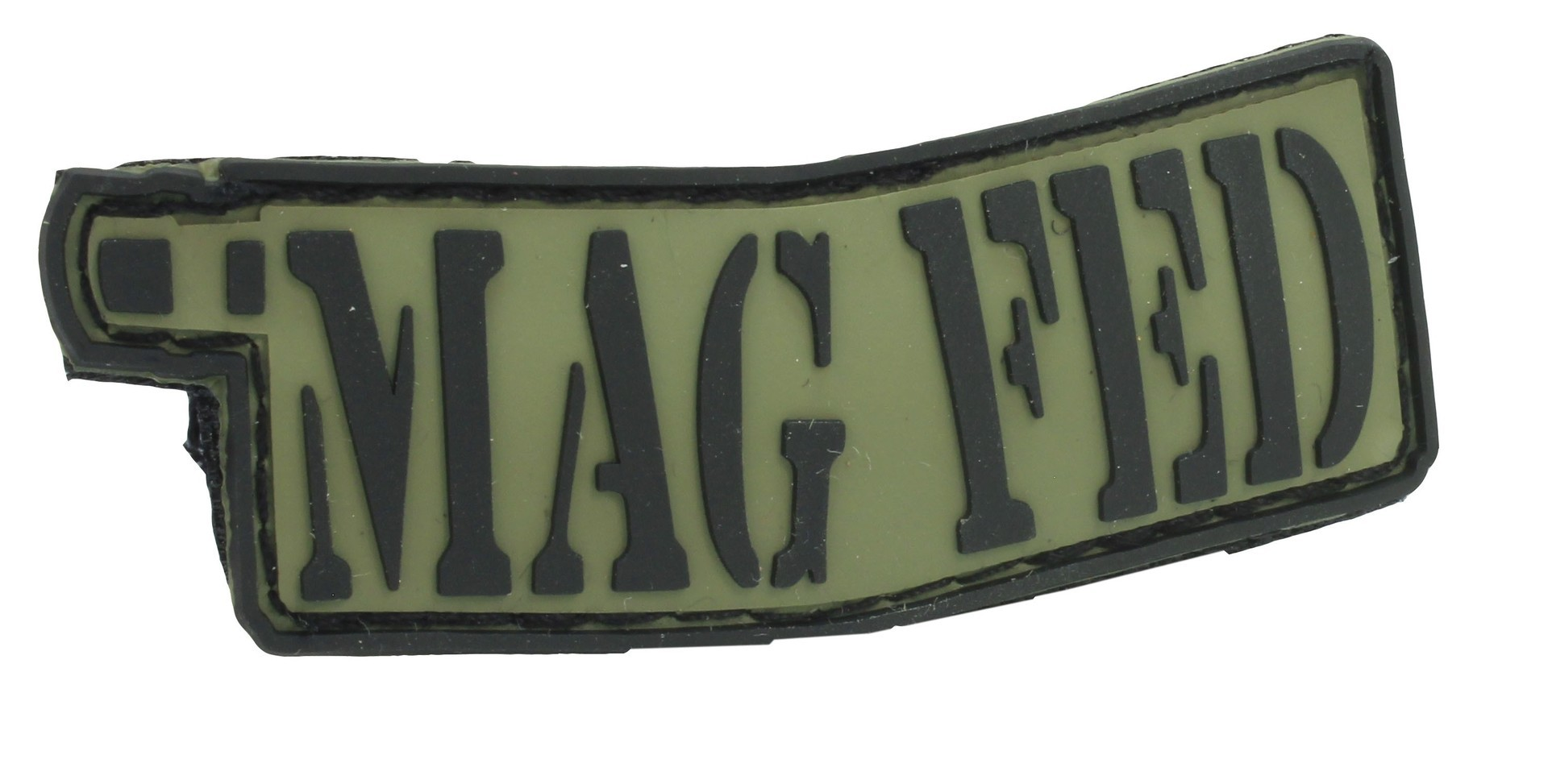 Patch MagFed (Green)