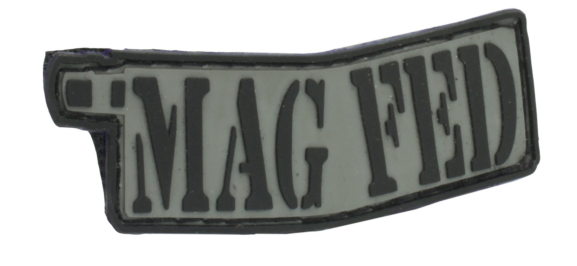 Patch MagFed (Gray)