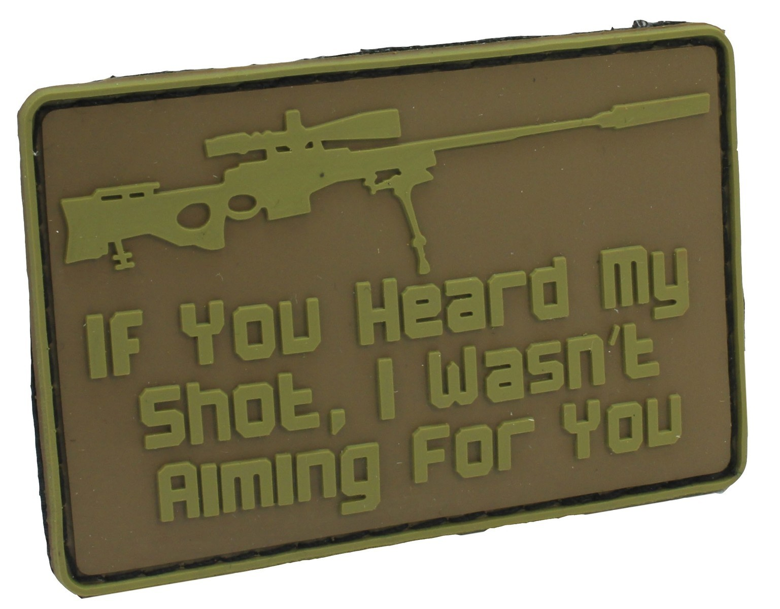Patch Sniper (Tan)