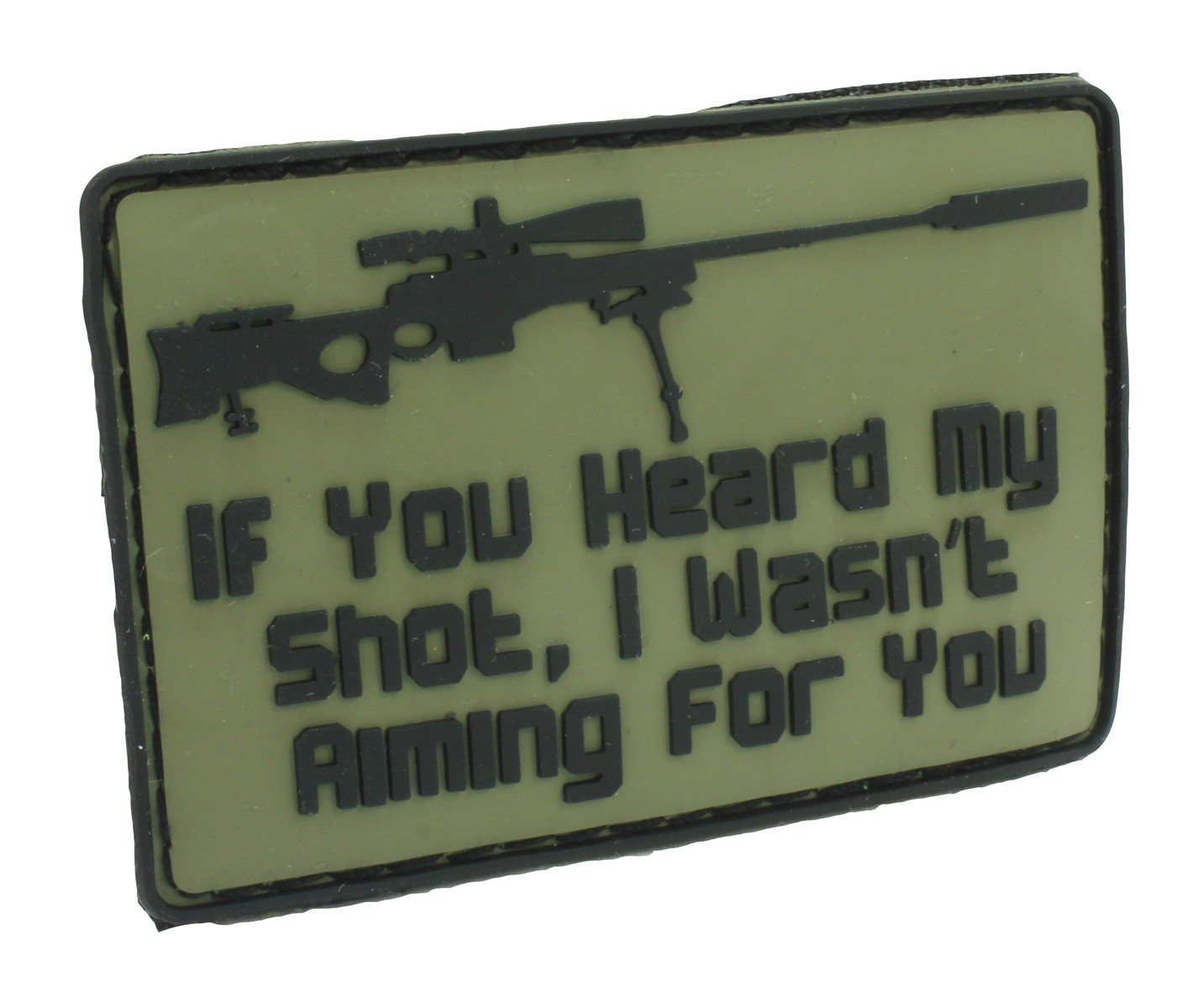 Patch Sniper (Green)