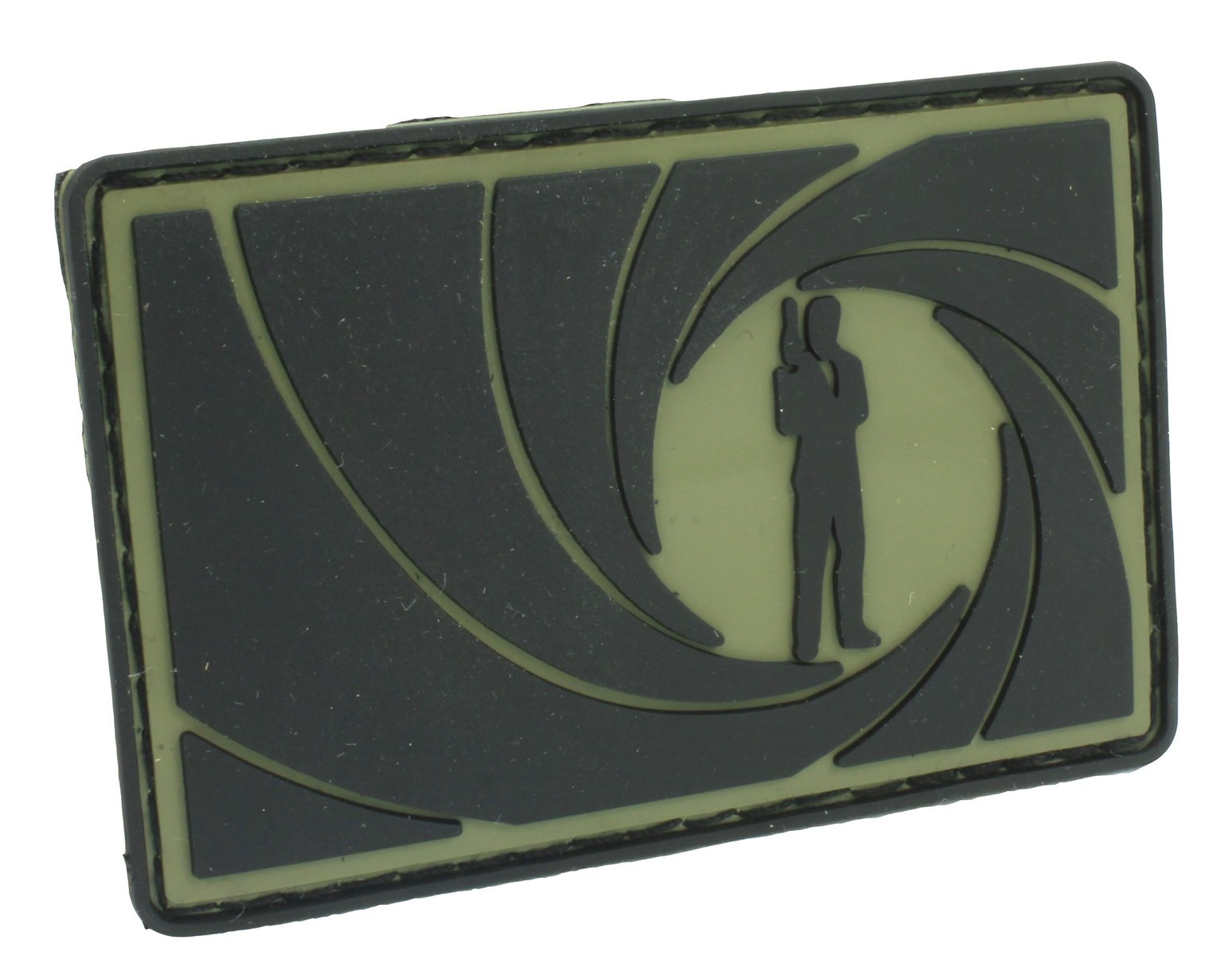 Patch James Bond (Green)