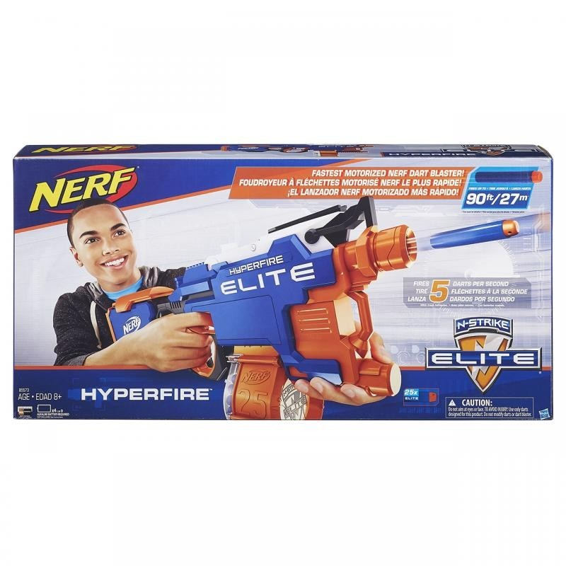Nerf Elite HyperFire (20 XP)