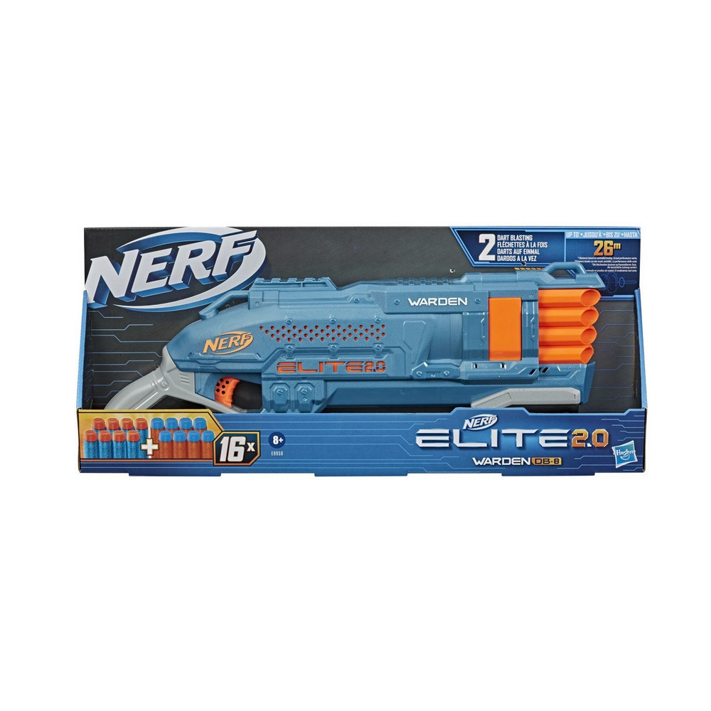 Nerf Warden DB-8 (10xp)
