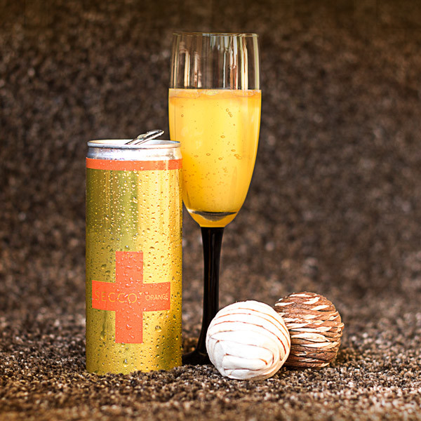 SECCO+ ORANGE 250 ml