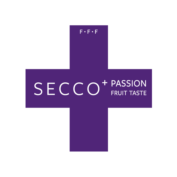 SECCO+ PASSION FRUIT TASTE 0.2l