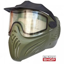 Invert Helix Goggle Thermal Olive