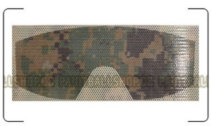 Lens Cover Digital Camo /Elite