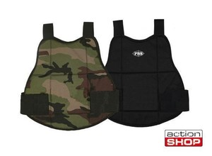 PBS Chest Protector Regular (Woodland/Black)