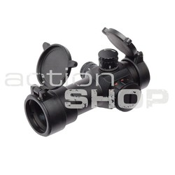 ASG 30mm R/G Dot Sight with Flip Up Covers
