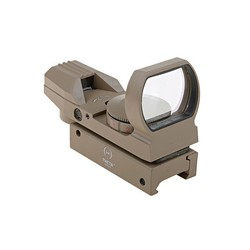 Red Dot Sight open type, tan