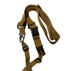 Tactical sling 3 point, tan
