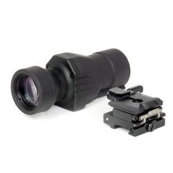 Magnifier 4x for Eotech, with flip-up mount