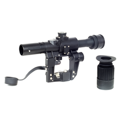 AK 4 X26 SVD Rifle Scope