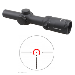 Rifle scope Thanator 1-8x24