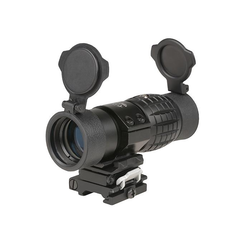 Magnifier for red dot sights 3x35