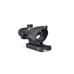 Scope type ACOG 4x32 (funcional fiber-red)