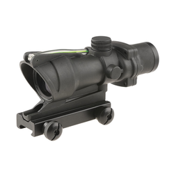 Optics type ACOG 4×32C, green fiber