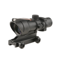 Optics type ACOG  4×32C, red fiber