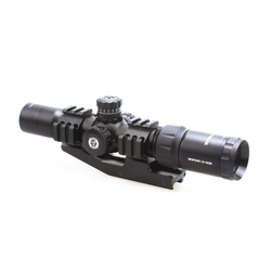 Optic Vector Mustang 1.5-4x30 Chevron Reticle