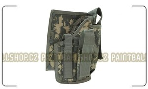 Pistol Holster for Vest ACU