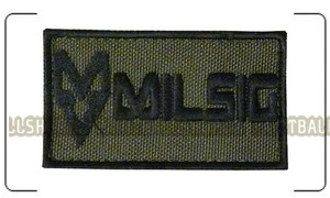 Milsig Patch Small