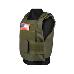 Body Armor Vest PBA type - olive