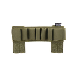 Butt sleeve for shotgun shells - olive